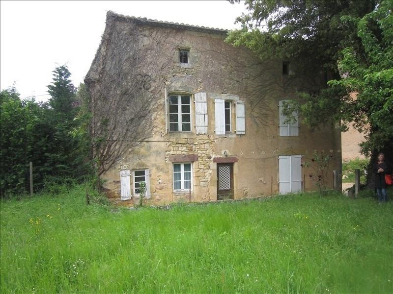 Vente maison / villa St laurent la vallee 129600€ - Photo 1
