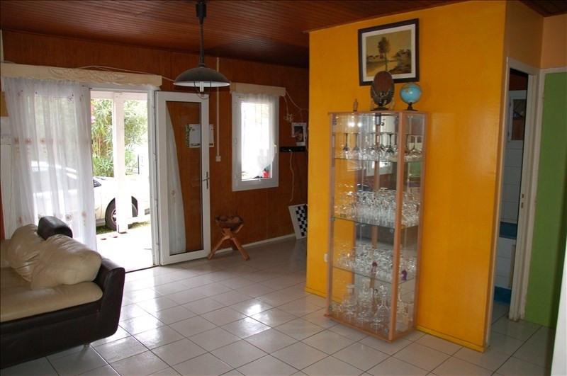 Sale house / villa La saline 365000€ - Picture 1