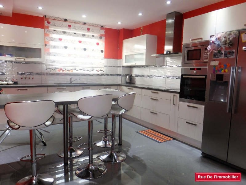 Vente de prestige maison / villa Reichshoffen 304900€ - Photo 2