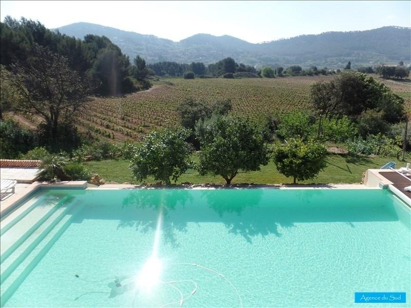 Vente de prestige maison / villa St cyr sur mer 995000€ - Photo 1