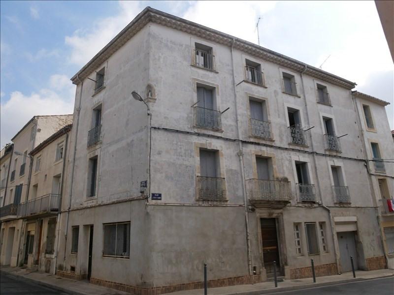 Venta  edificio Beziers 272000€ - Fotografía 1