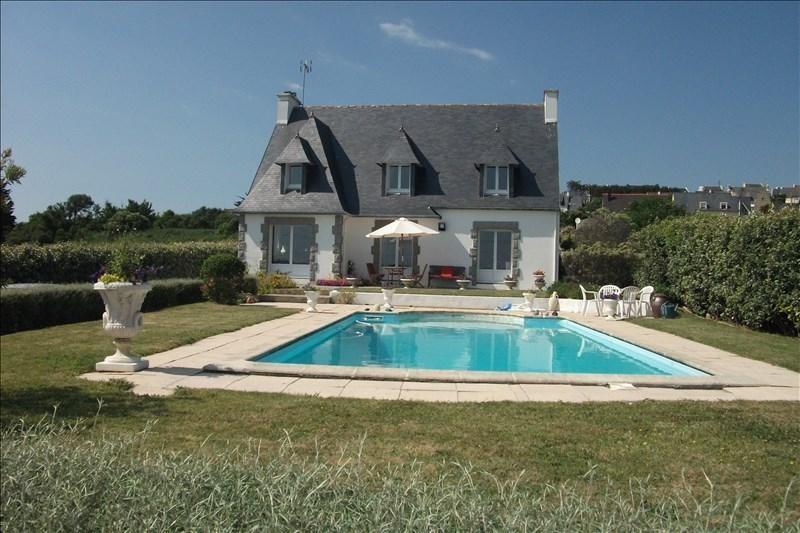 Sale house / villa Plouhinec 499200€ - Picture 1