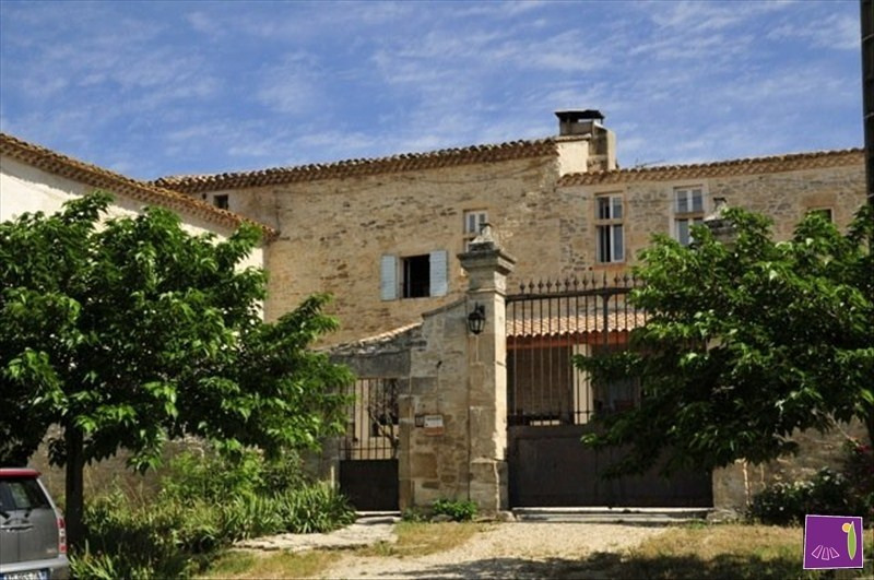 Deluxe sale house / villa Uzes 1 590 000€ - Picture 9