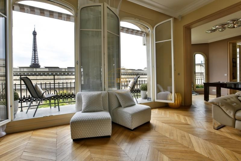 Vente de prestige appartement Paris 16ème 6500000€ - Photo 2
