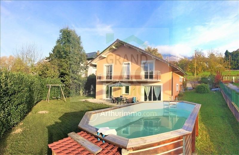 Produit d'investissement maison / villa Viviers du lac 360000€ - Photo 1