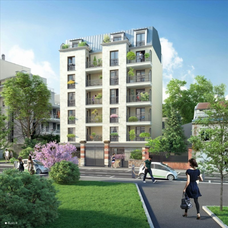 Vente appartement Colombes 370 000€ - Photo 1