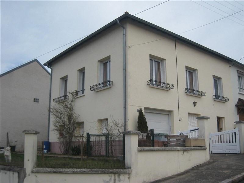 Vente maison / villa Cusset 183180€ - Photo 1