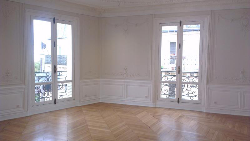 Rental apartment Paris 16ème 5511€ CC - Picture 2