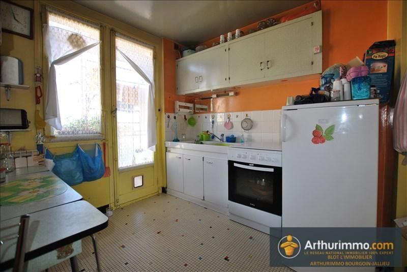 Sale apartment Bourgoin jallieu 92000€ - Picture 3