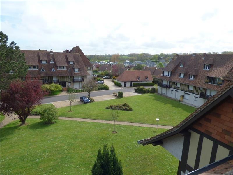 Verkoop  appartement Villers-sur-mer 195000€ - Foto 4