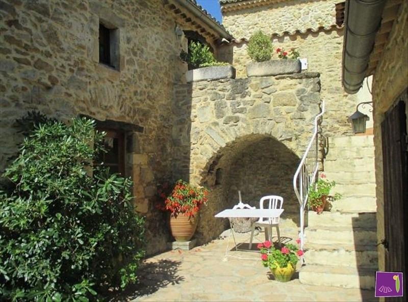 Vente de prestige maison / villa St paulet de caisson 598500€ - Photo 3