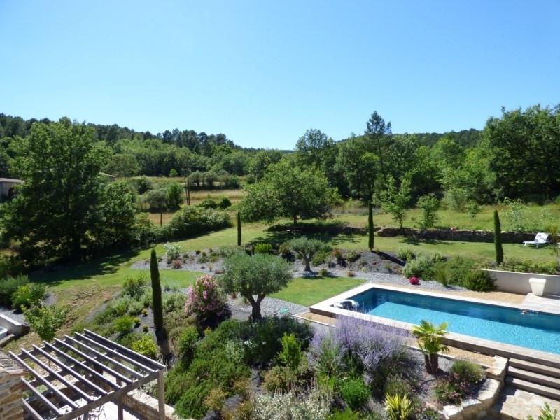 Deluxe sale house / villa Barjac 945000€ - Picture 3