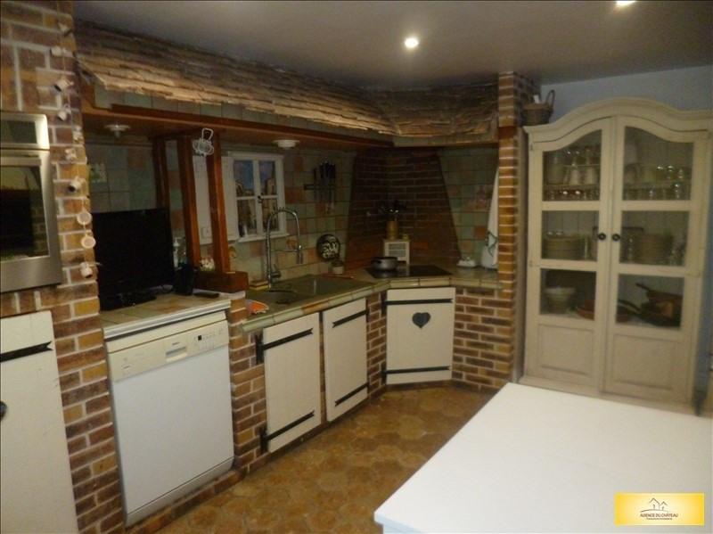 Vente maison / villa La villeneuve en chevrie 258000€ - Photo 7