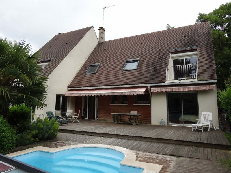 Sale house / villa Montmorency 825 000€ - Picture 1
