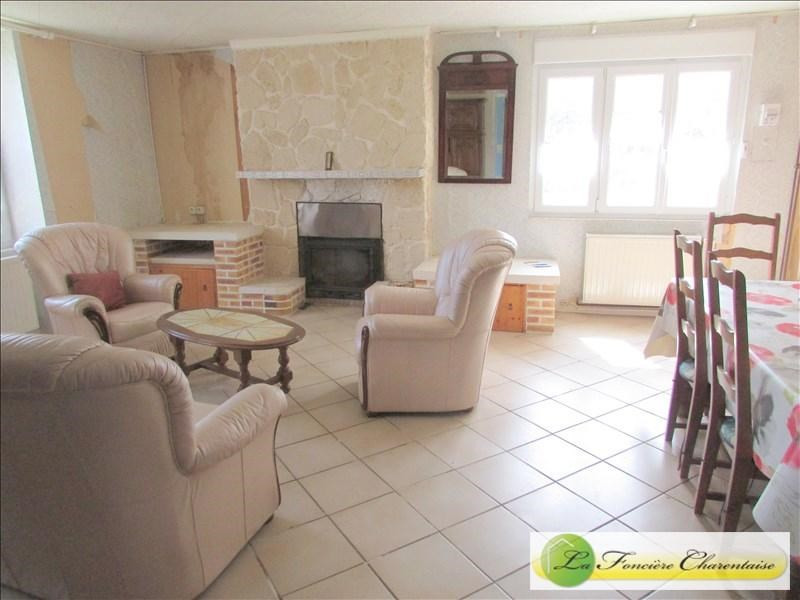 Vente maison / villa Ranville breuillaud 80 000€ - Photo 3