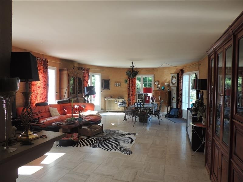Revenda residencial de prestígio casa Amblainville 624000€ - Fotografia 3