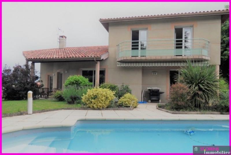 Vente de prestige maison / villa Saint-orens-de-gameville 589000€ - Photo 1