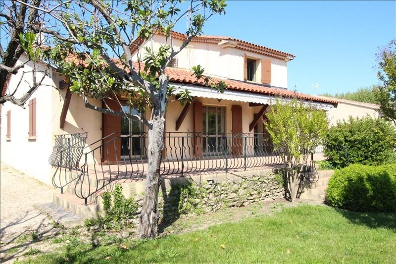 Vente maison / villa Sarrians 316500€ - Photo 1