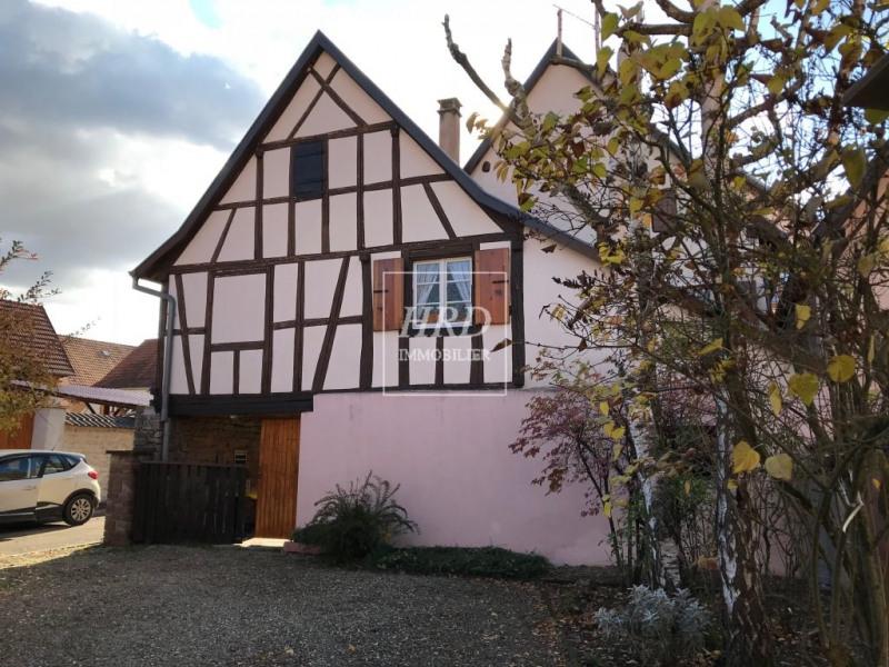 Vente maison / villa Kuttolsheim 275600€ - Photo 2