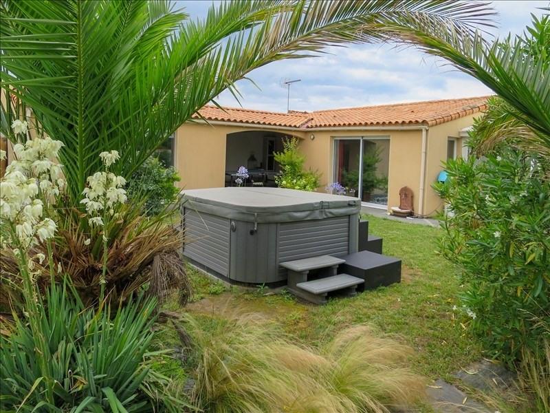 Vente maison / villa Chateau d olonne 485900€ - Photo 2