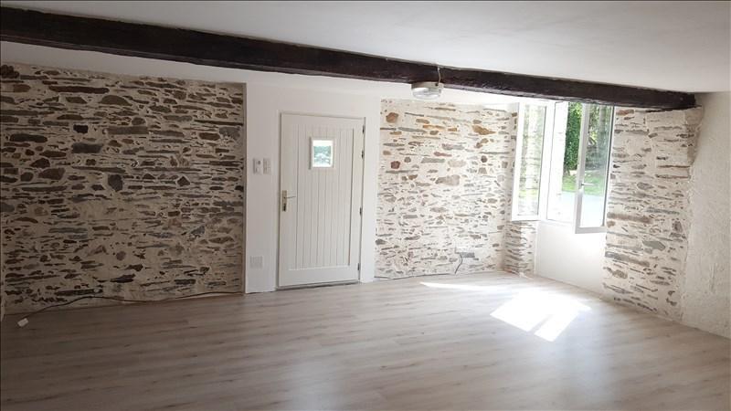 Vente maison / villa La meilleraye de bretagne 137800€ - Photo 2