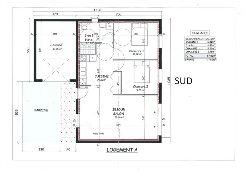 Sale house / villa Vineuil 175000€ - Picture 2