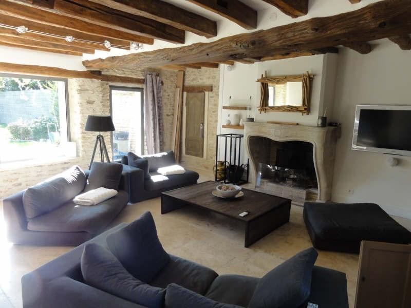 Deluxe sale house / villa Montfort l amaury 840000€ - Picture 2