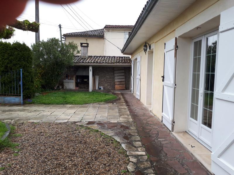 Rental house / villa Portets 808€ CC - Picture 2