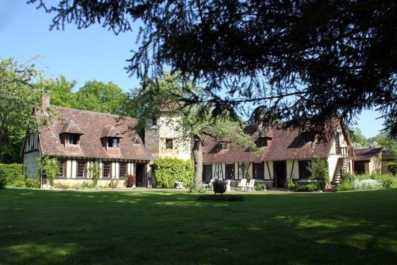 Vente maison / villa Conches en ouche 369000€ - Photo 2