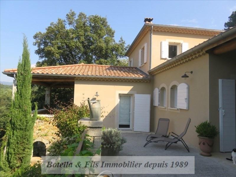 Immobile residenziali di prestigio casa Les vans 699900€ - Fotografia 1