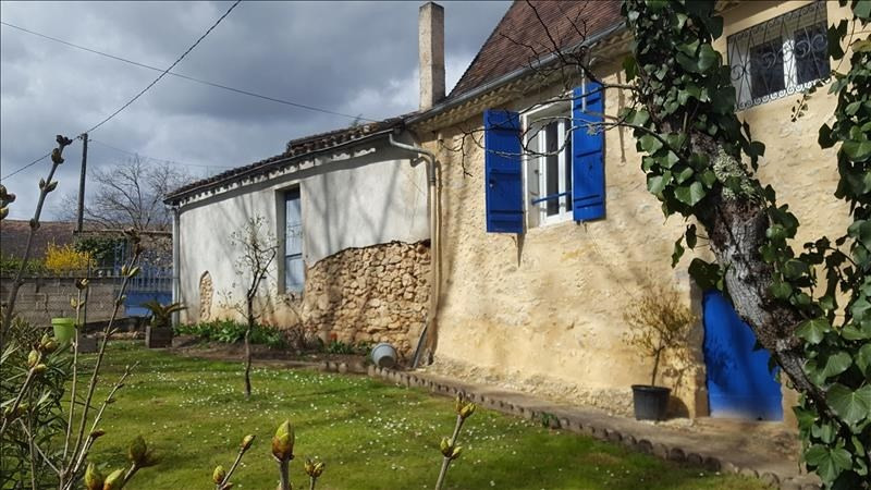 Vente maison / villa Bourgnac 106 000€ - Photo 1