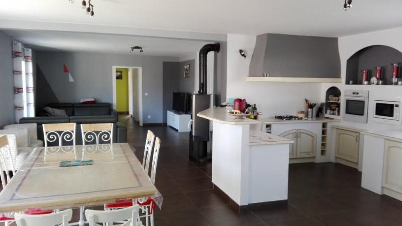 Sale house / villa Chonas-l'amballan 424000€ - Picture 5