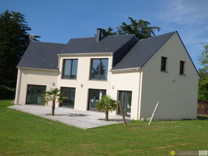 Revenda casa Villers sur mer 424000€ - Fotografia 1