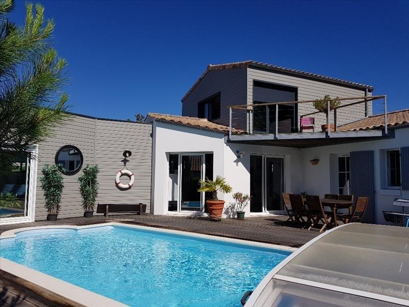 Vente de prestige maison / villa A 5 minutes du bord de mer 555000€ - Photo 1