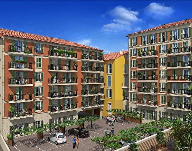 Vente appartement Nice 153000€ - Photo 1