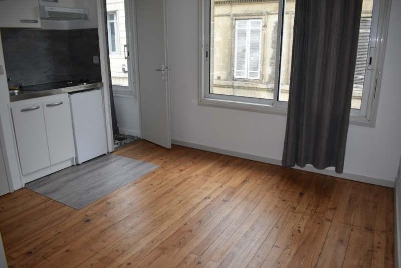 Rental apartment Bordeaux 490€ CC - Picture 1