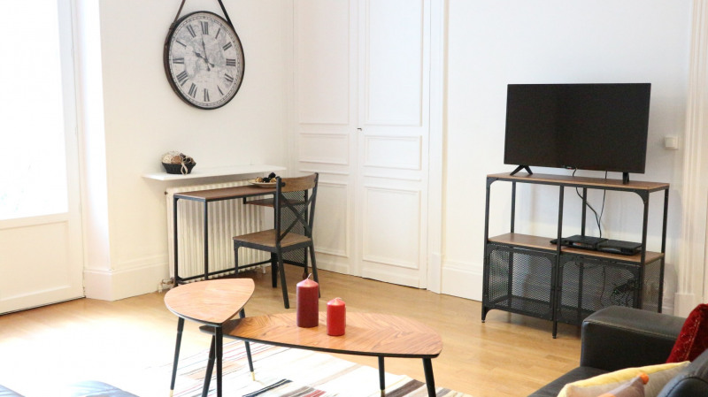 Rental apartment Fontainebleau 2 600€ CC - Picture 4