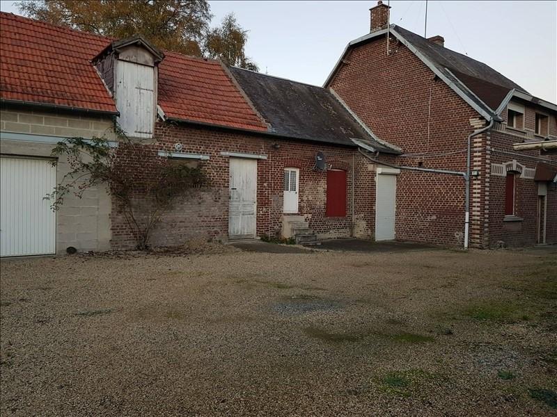 Vente maison / villa Achery 106000€ - Photo 1