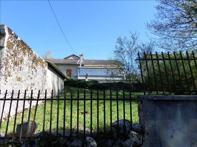 Vente maison / villa Oyonnax 110000€ - Photo 4