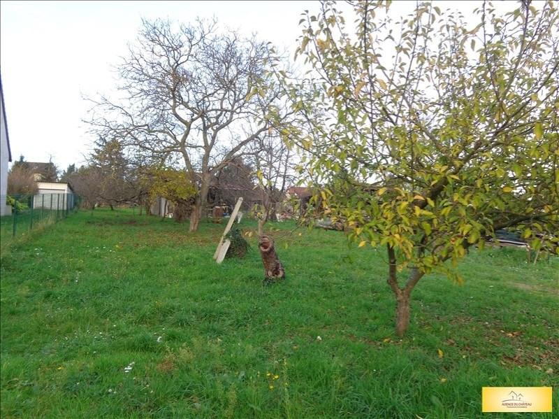 Vente terrain Bennecourt 91000€ - Photo 1