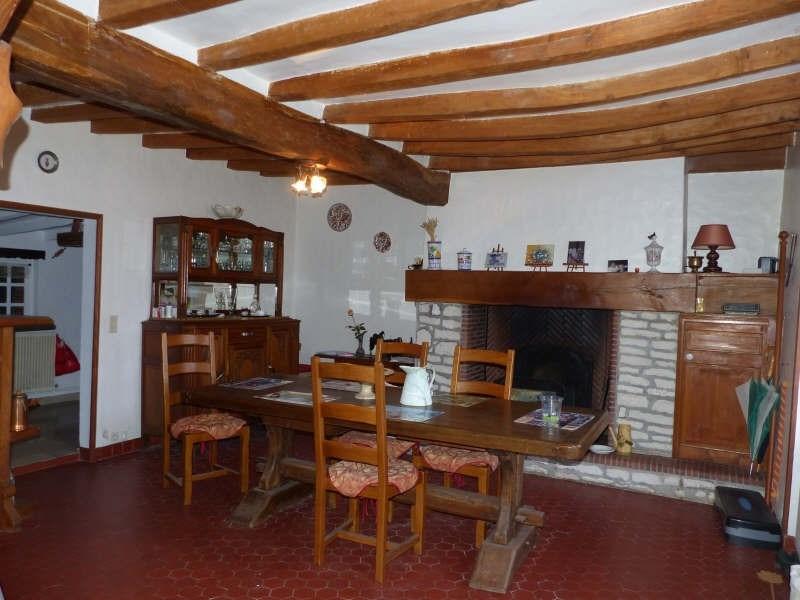 Vente maison / villa Neuvy sautour 93000€ - Photo 3