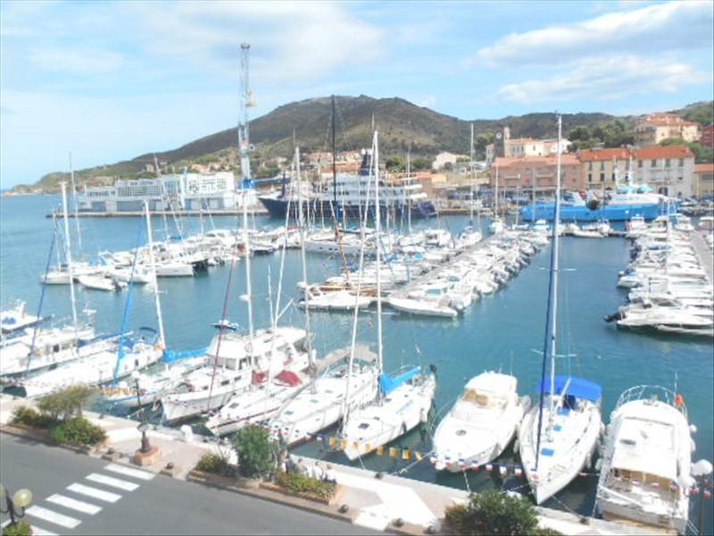 Rental apartment Port vendres 600€ CC - Picture 1