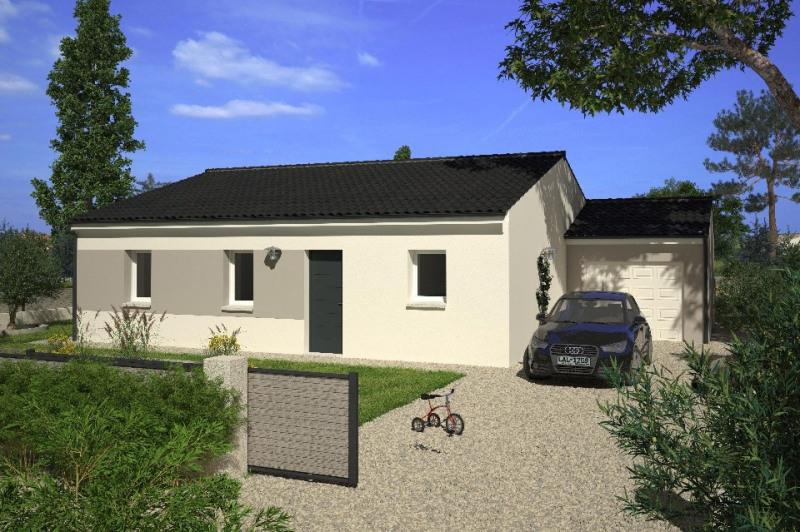 Maison  5 pièces + Terrain 926 m² Rivières par MAISONS OPEN CHARENTES