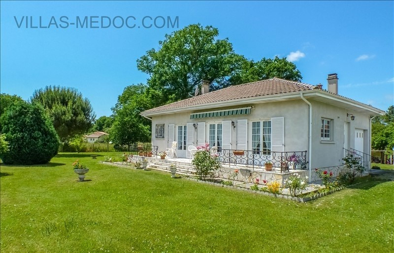 Sale house / villa Grayan et l hopital 195 000€ - Picture 2