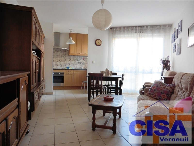 Vente appartement Creil 105 000€ - Photo 2