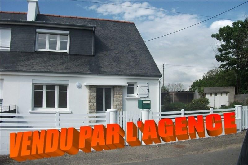 Sale house / villa Plouhinec 115500€ - Picture 1