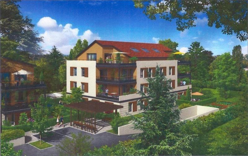 Sale apartment Genas 231504€ - Picture 2