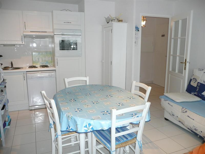 Vacation rental apartment Stella plage 232€ - Picture 1