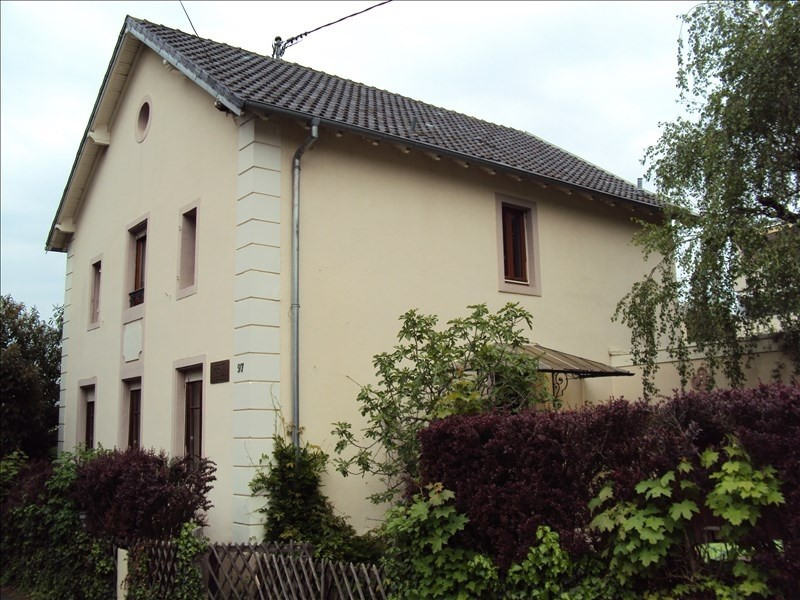 Sale house / villa Mulhouse 380 000€ - Picture 10