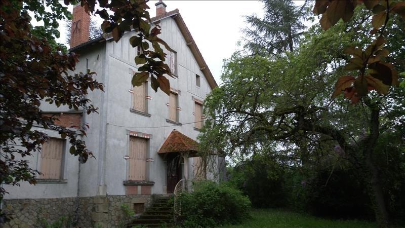 Vente maison / villa Buxieres les mines 197400€ - Photo 1